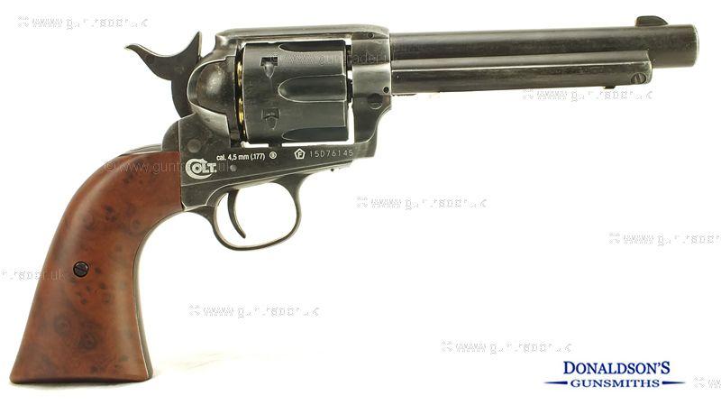 Colt Peacemaker Antique Air Pistol
