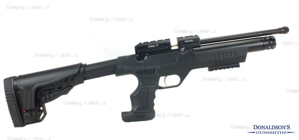 Webley Eclipse 12 Air Rifle