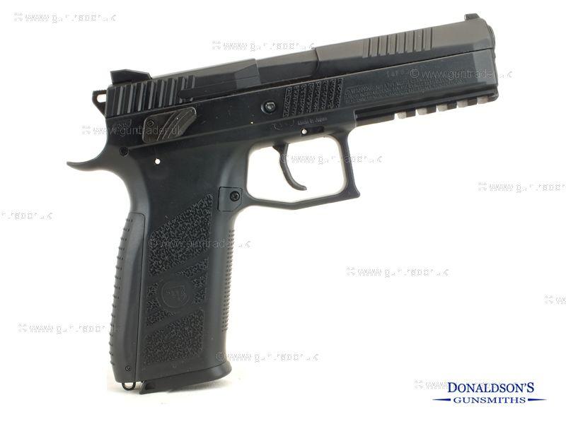 CZ P-09 DUTY Air Pistol