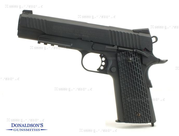 Swiss Arms SA 1911 Rail Pistol Black Air Pistol