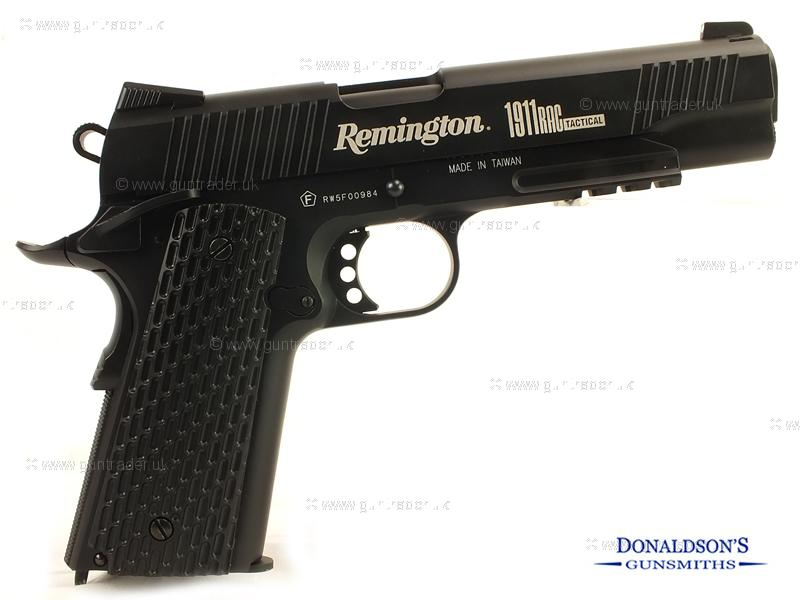 Remington 1911 RAC Tactical Air Pistol