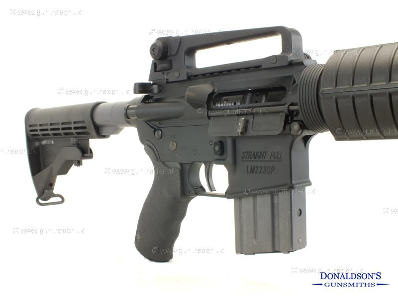 Lewis Machine Tool M 4 Rifle