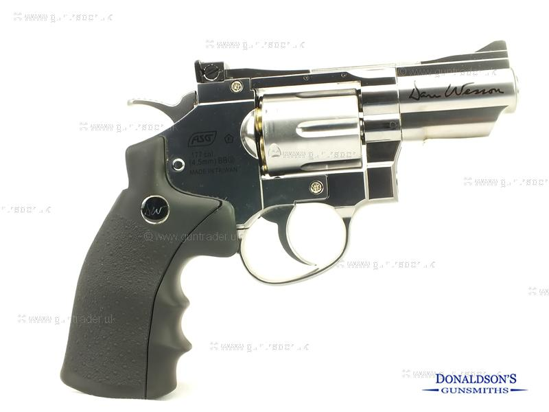 Dan wesson Stainless 2.5