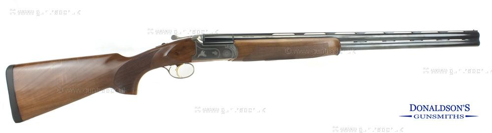 Bettinsoli X Trail Silver Shotgun