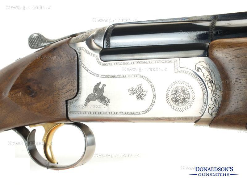 Bettinsoli X Trail Silver Shotgun