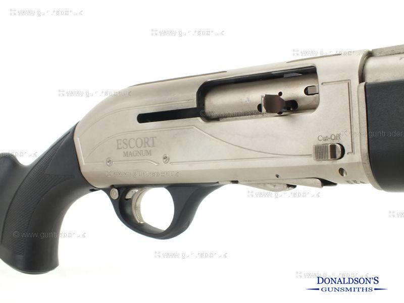 Hatsan Arms Escort Magnum Marine Shotgun