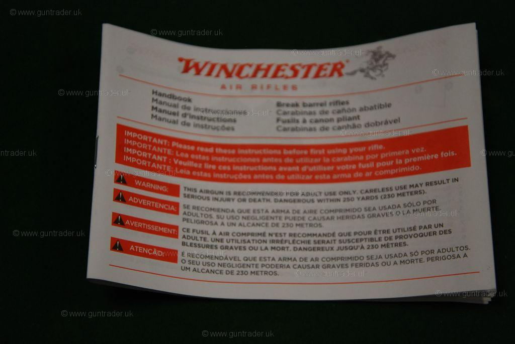 Winchester  22 55 (Wooden Stock)