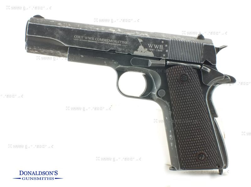Colt 1911 WW2 Air Pistol