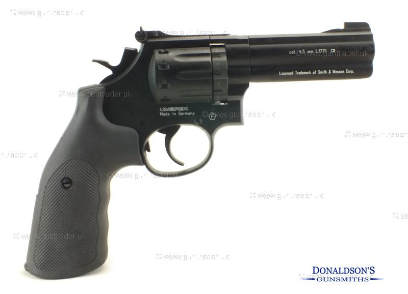 Smith & Wesson 586 4