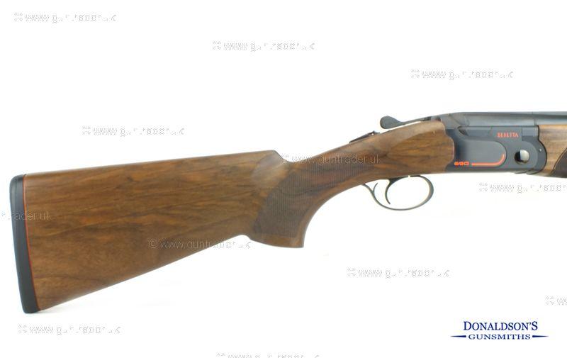 Beretta 690 Sporting Black Shotgun