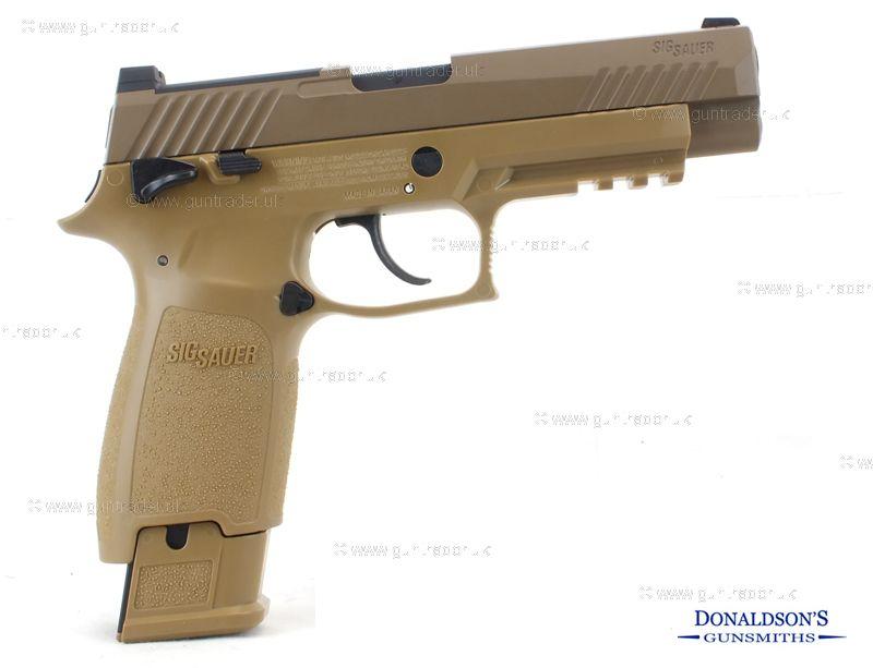 Sig Sauer M17 Air Pistol