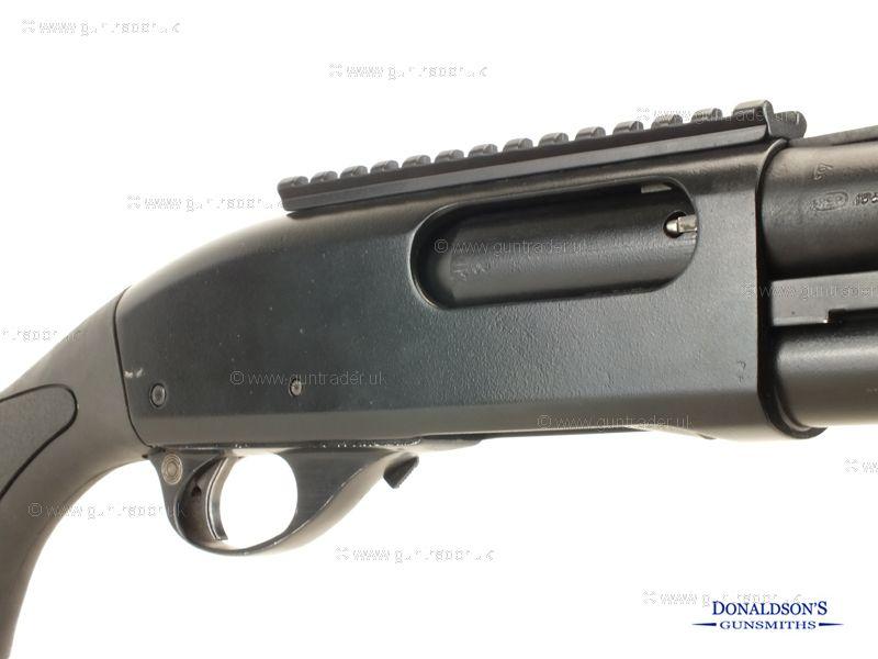 Remington 870 Magnum Custom Shotgun