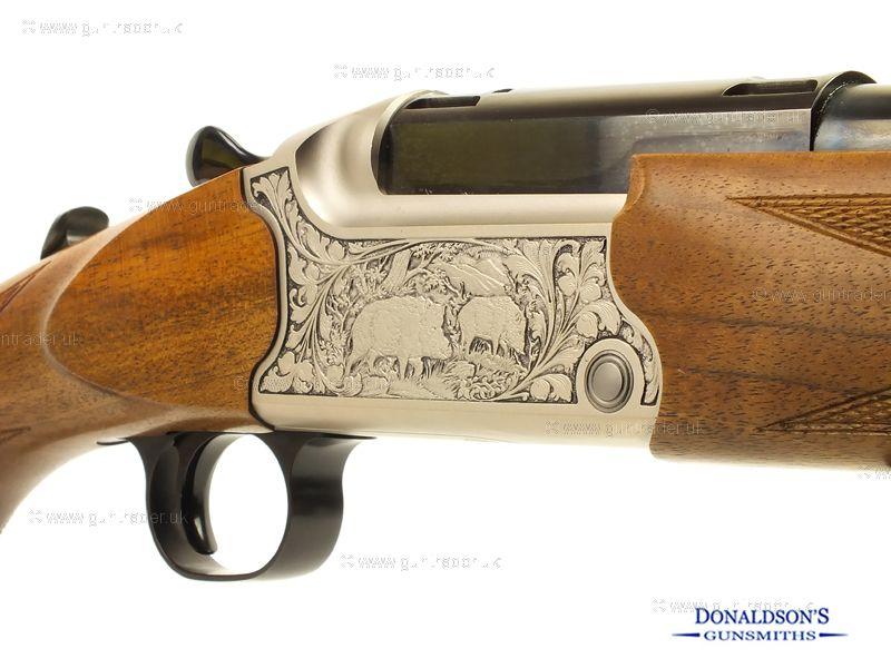 Heym 26B Rifle