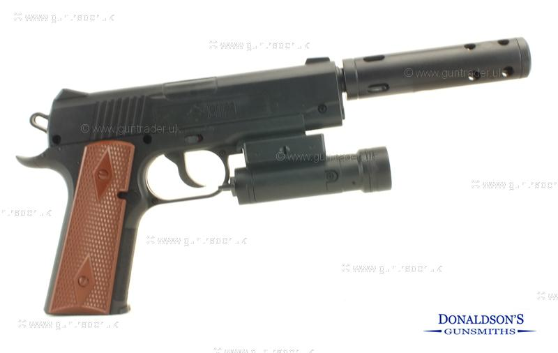 Crosman 1911BB Air Pistol