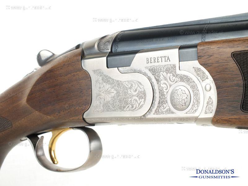 Beretta 686 Silver Pigeon 1 Sport Shotgun