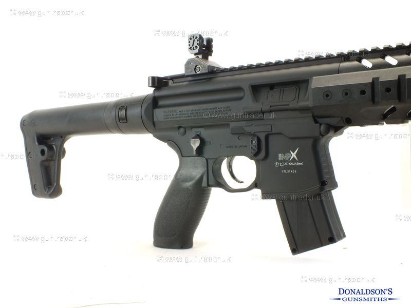 Sig Sauer MPX Air Rifle