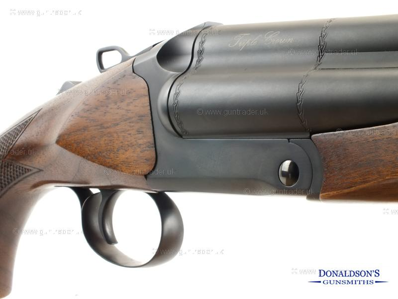 Akkar Tripple Crown Shotgun