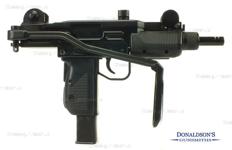 Uzi SHP Uzi Air Pistol