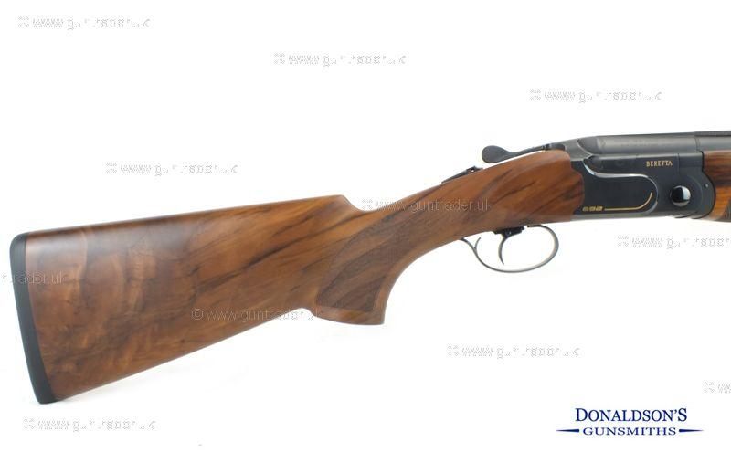 Beretta 692 Black Edition Shotgun