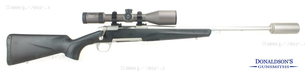 Browning X Bolt Stainless Stalker Rifle