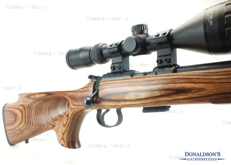 S/H  22 LR CZ 455 Thumbhole-outfit Rifle - All Rifles For