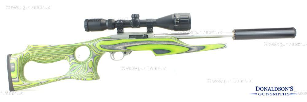 Ruger 10/22 Barracuda Rifle