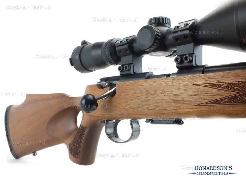 Anschutz 1517 Outfit Rifle