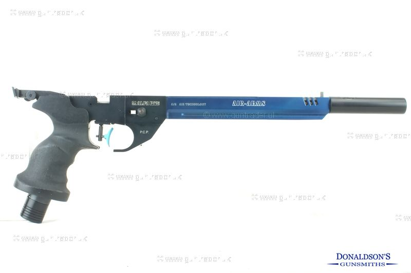 Air Arms Alpha Proj Air Pistol