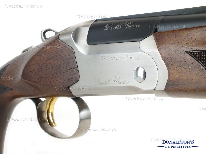 Akkar Double Crown-Silver Shotgun