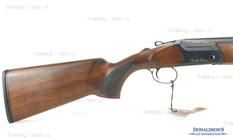 Akkar Double Crown-Black Shotgun