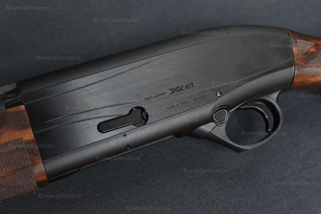 Beretta 12 gauge A400 Xcel BLACK EDITION