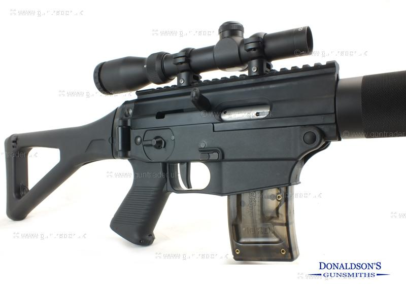 Sig Sauer 522 Target Rifle