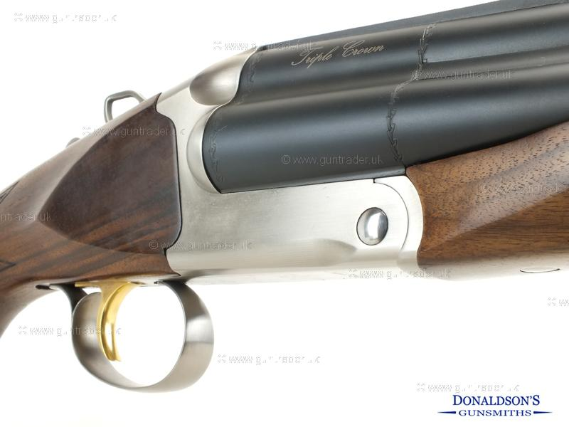 Akkar Triple Crown Shotgun