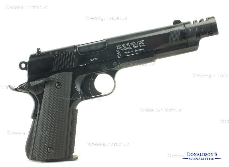 Colt 1911 Gold Cup Air Pistol
