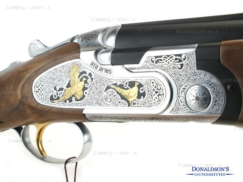 ATA Elegant Gold Shotgun