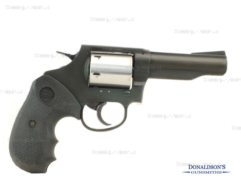Armscor Westlake Muzzle Loading Pistol (Black Powder)