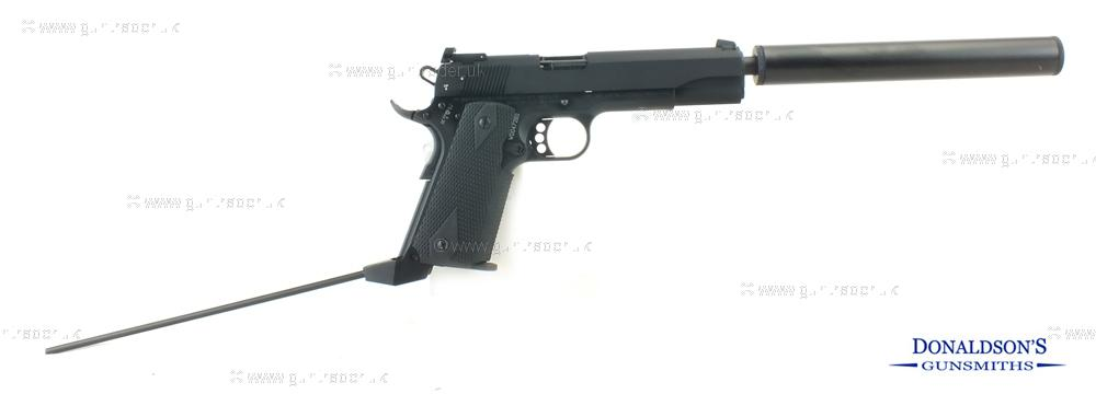 Walther 1911 Gold Cup Pistol (Long Barrel)