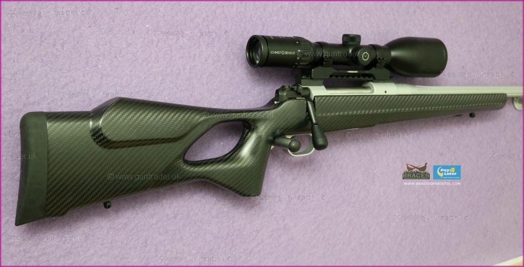 Mauser 6 5x55 M12 Carbon Fibre Impact