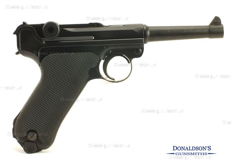 Luger P-08 Air Pistol