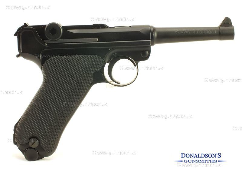 Luger P-08 Air Pistol