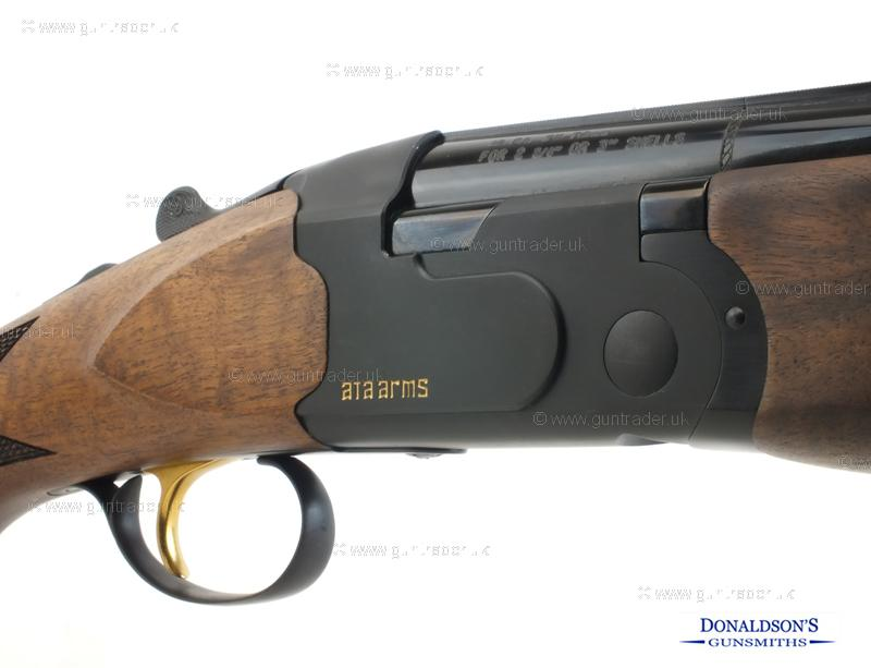 ATA BLACK SPORTER M/C 12G Shotgun