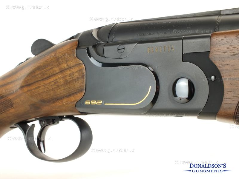 Beretta 692 Black Edition Shotgun