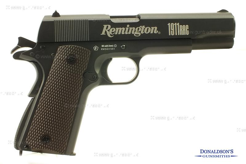 Remington 1911 RAC Air Pistol