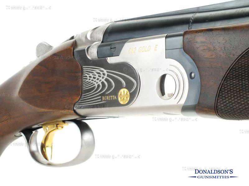 Beretta 682 Gold E Shotgun