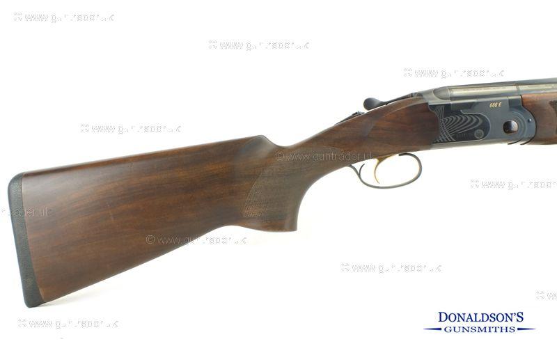 Beretta 686 E Black Edition Shotgun