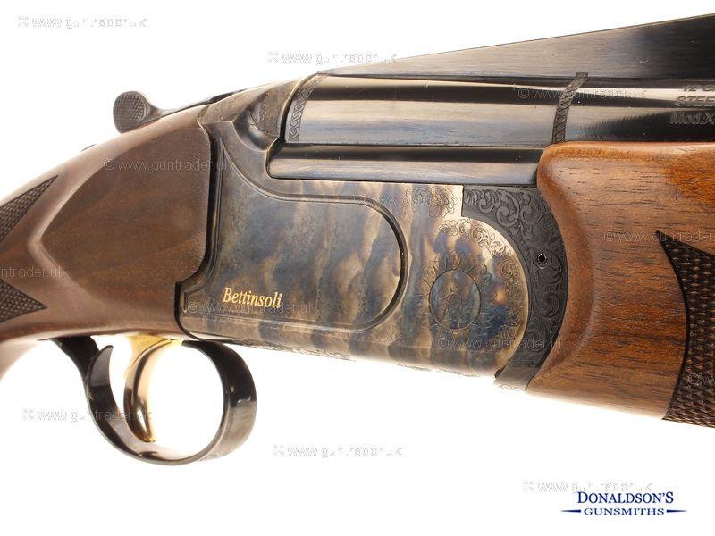 Bettinsoli X-8 Plus Shotgun