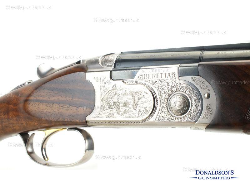 Beretta 687 Silver Pigeon III Shotgun