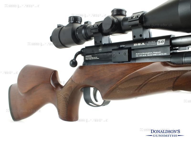 BSA Ultra SE Multishot Beech Air Rifle