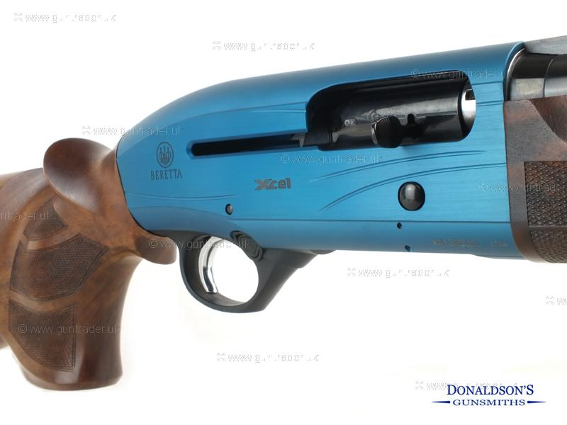 Beretta A400 Xcel-Trap Shotgun