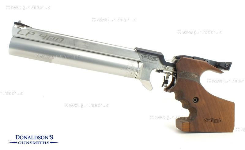 Walther LP 400 Air Pistol